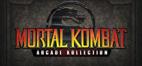 cover for Mortal Kombat Arcade Kollection