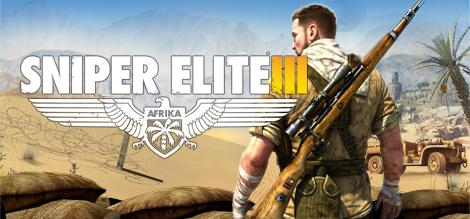 cover for Sniper Elite III: Afrika + bonusy!
