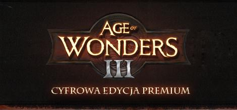 cover for Age of Wonders III - Cyfrowa Edycja Premium