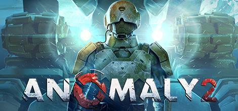 cover for Anomaly 2