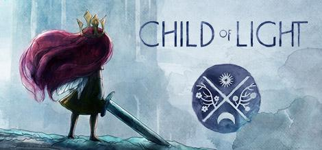 cover for Child of Light