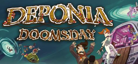 cover for Deponia Doomsday