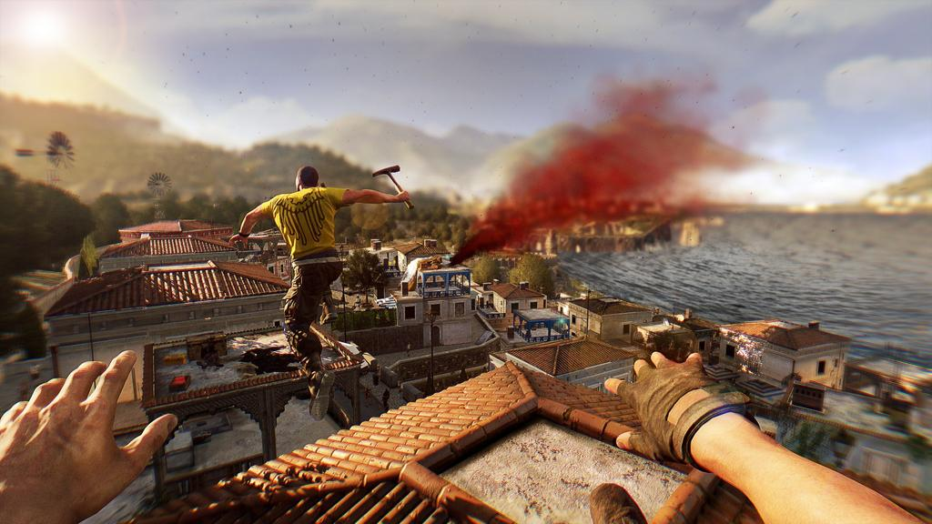dying light download size steam