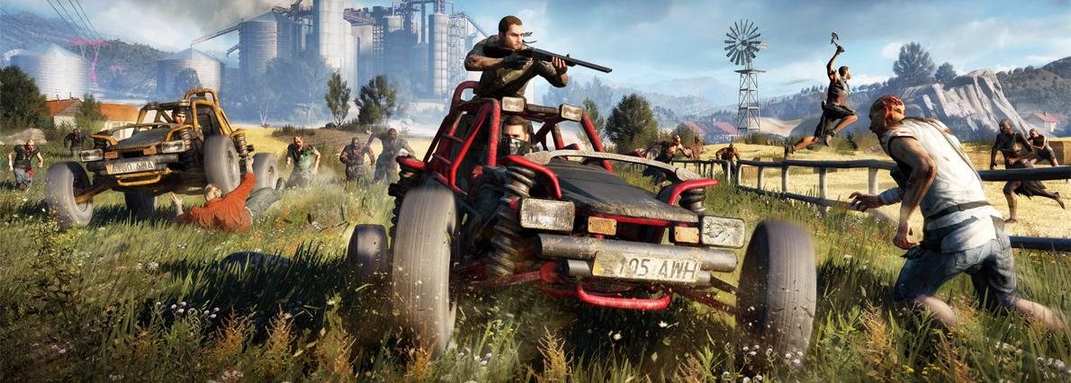 Dying Light The Following Enhanced Edition Pc Box
