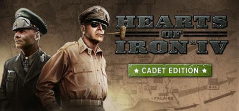 cover for Hearts of Iron IV: Cadet Edition