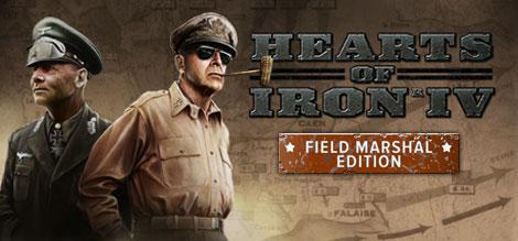 cover for Hearts of Iron IV: Field Marshal Edition