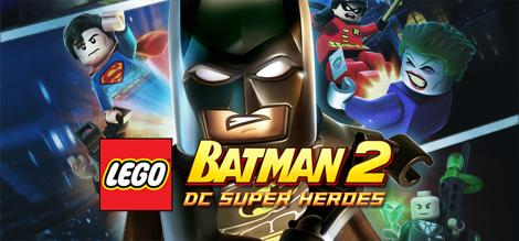 cover for LEGO Batman 2