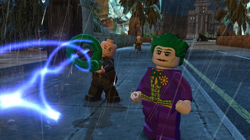Скачать игру lego batman 2 через mediaget