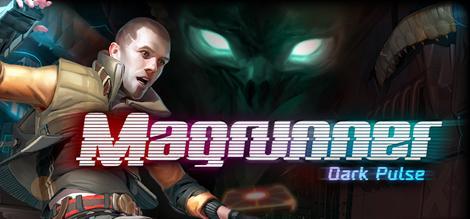 cover for Magrunner: Dark Pulse