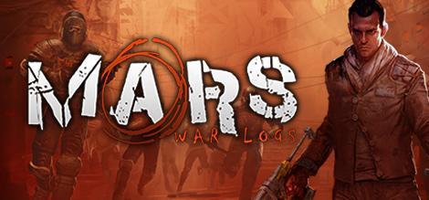 cover for Mars War Logs