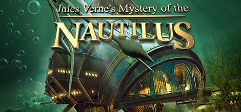 cover for Mystery of the Nautilus