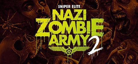 cover for Sniper Elite: Nazi Zombie Army 2 (AKA Sniper Elite: Army of Darkness)