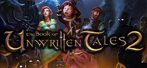 cover for The Book of Unwritten Tales 2 [BOX]