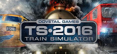 cover for Train Simulator 2016