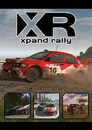 cover for Xpand Rally [QR Promo]